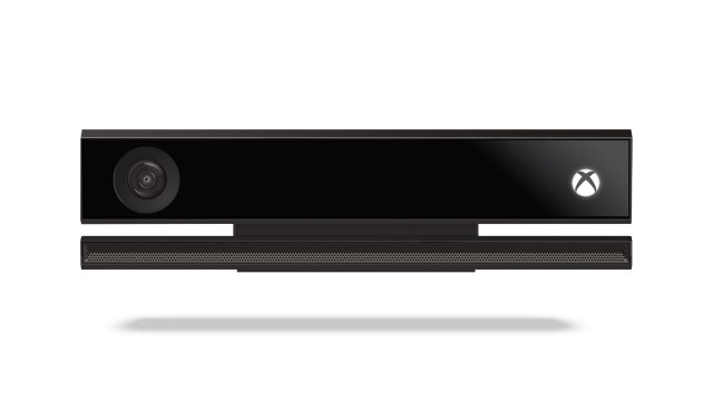 Kinect 2, which I guess will be Kinect One. Augh! Or something. Image courtesy Microsoft.