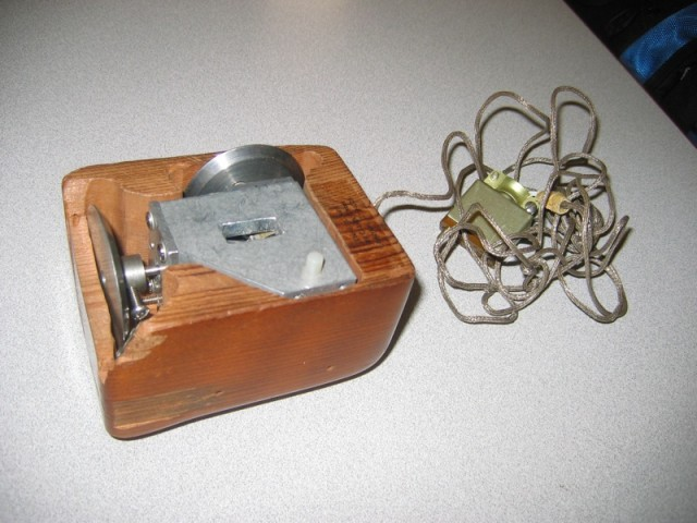More than this: the Engelbart mouse is a perfect emblem of his ability to use design to connect human and machine. But the ideas behind that quest are even more powerful - and likely to be longer-lasting. Photo (CC-BY-ND) John Chuang.
