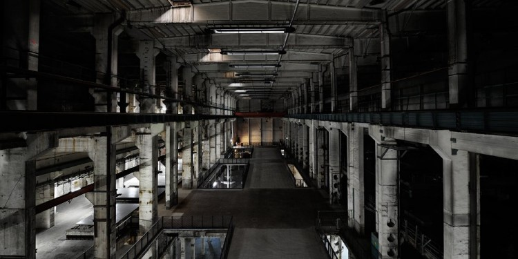 You know, a happy-go-lucky party venue for the summer. Um... Berlin style. Photos courtesy Berlin Atonal.