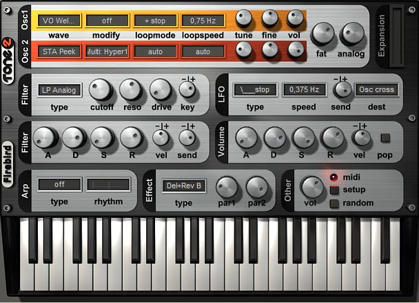 Cue Stravinsky on synths. This may be one of the nicest free-as-in-beer synths for Windows yet.