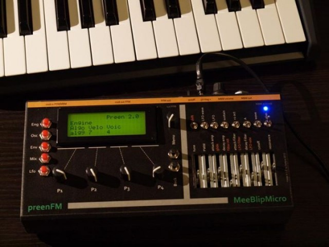 Have you seen this synth? We'd love to hear from you. Cool idea!