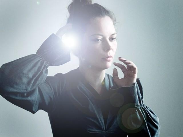 Shining light on women in electronic music - actions speak louder than words. Here, Acid Maria, aka Angelika Lepper.