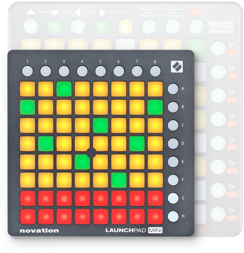 Novation Releases $99 Launchpad Mini Grid, $99 Triggers ...