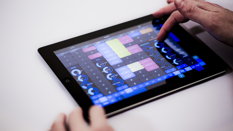 How to Use the iPad for Music Control: Cables, Wireless, MIDI, OSC