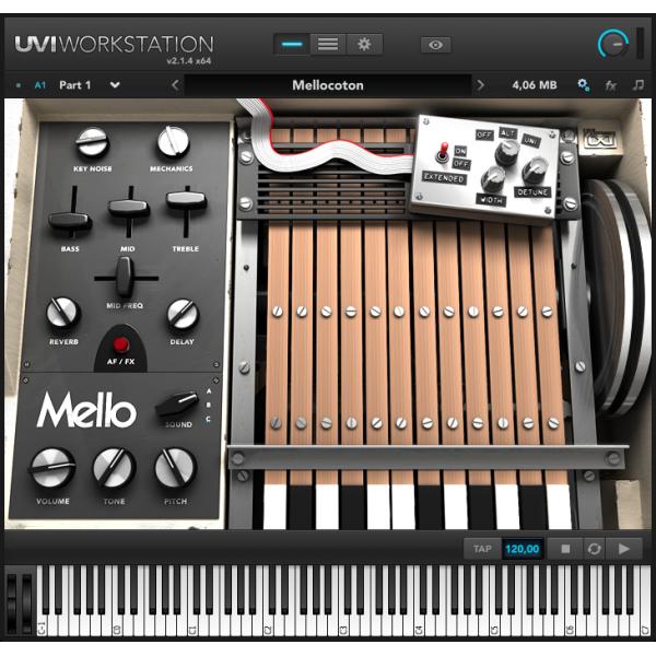Get a Multi-Sampled Mellotron, Free [Mac, Windows] - CDM