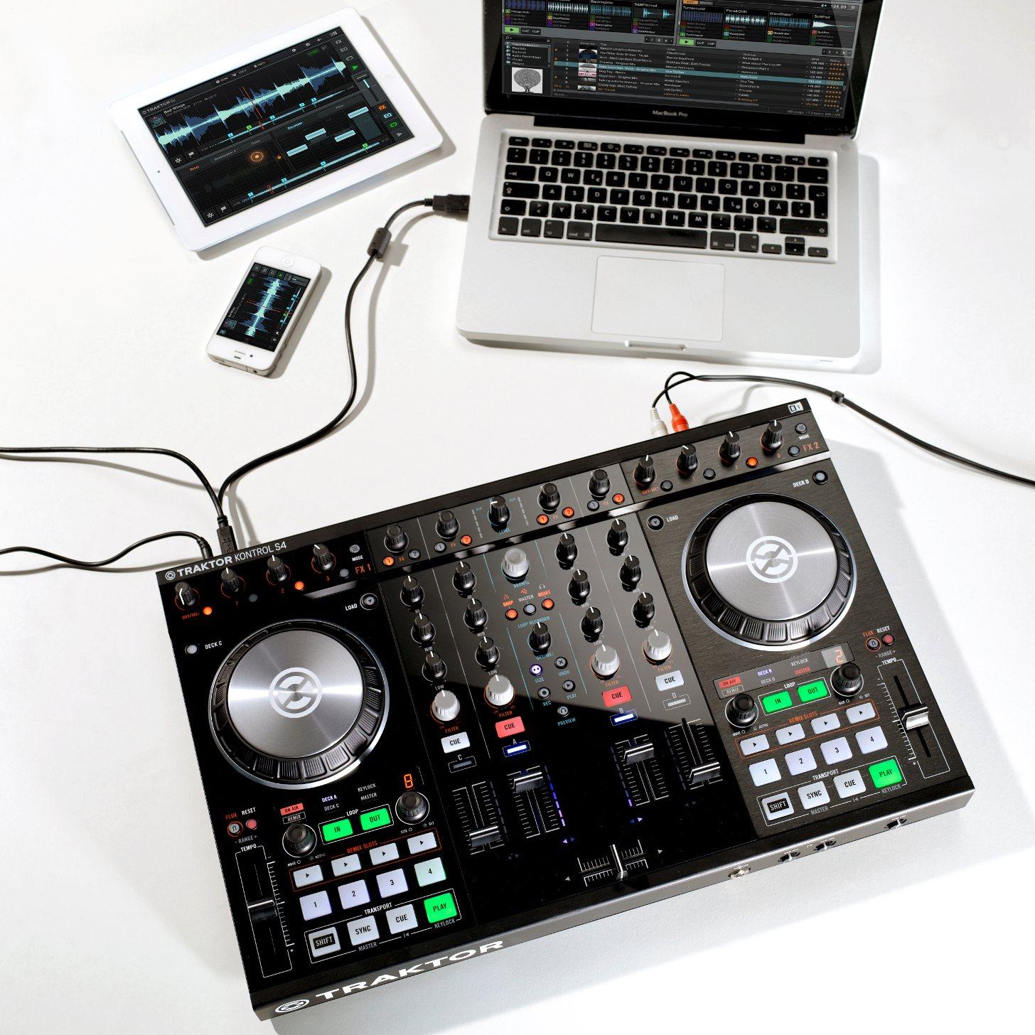 Laptop or iPad DJ? What If It Didn't Matter? New NI Hardware