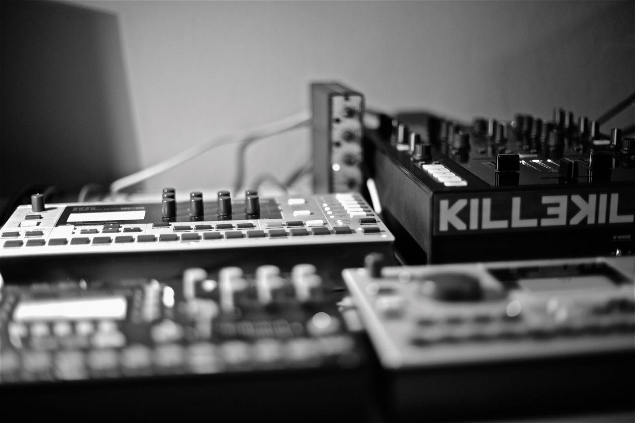 The Machines I Hear Music
