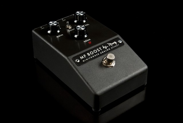 A family of affordable all-analog stompboxes should appeal to guitarists and bass players and ... sort of everyone.