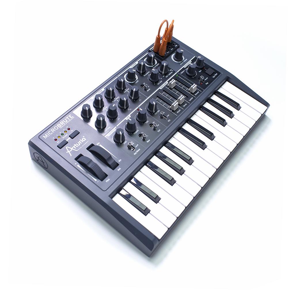 arturia microbrute 349 semi modular analog keyboard synth details full gallery cdm. Black Bedroom Furniture Sets. Home Design Ideas