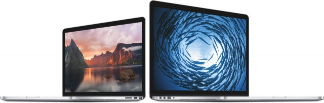 New MacBook Pros are more desirable than ever. Just make sure to budget for enough RAM when you purchase - and get ready to embrace SSD internal storage and external drives for everything else. Image courtesy Apple. Also... wait... I suddenly have a desire to either go camping or eat sushi. This image is telling me something.