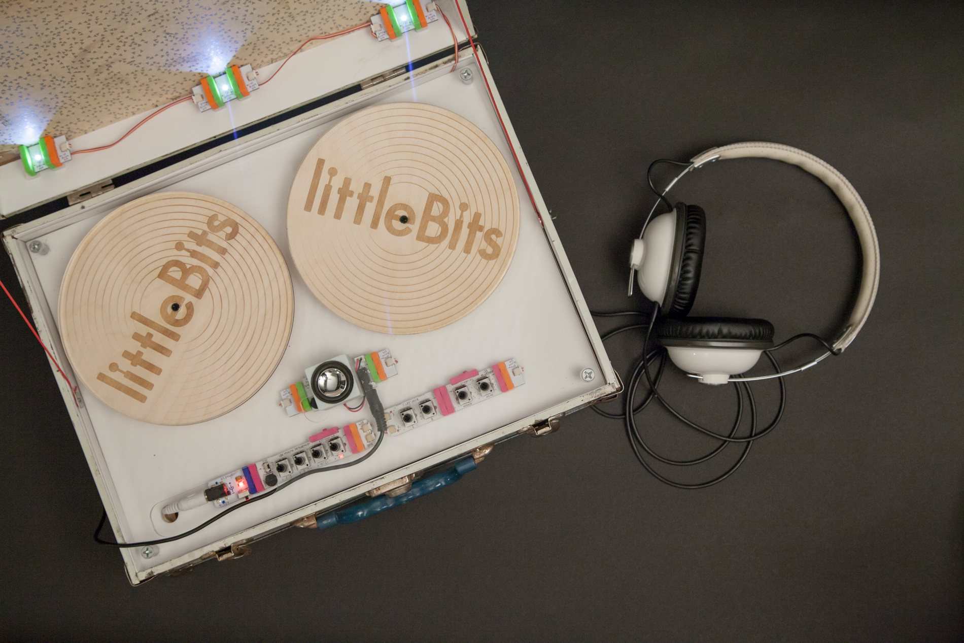 Littlebits Filter Electronics Circuit Components Electronic Filters