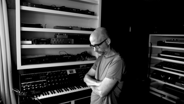 Moby's next collaborator is ... you, possibly. Photo courtesy Moby.