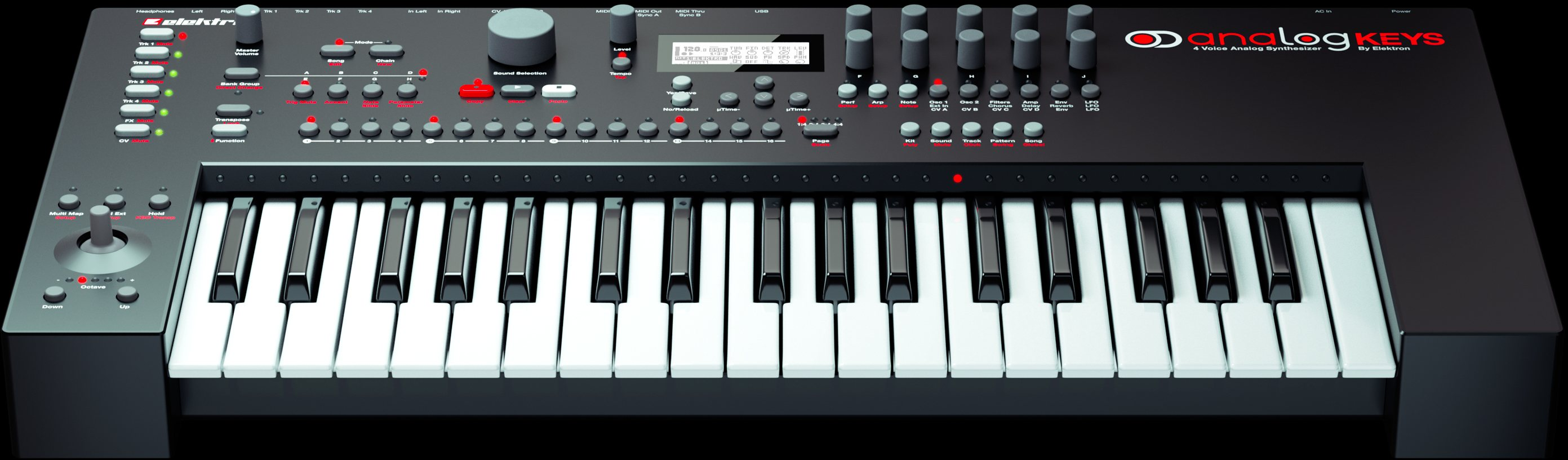 elektron analog keys  pictures  details  media  how it