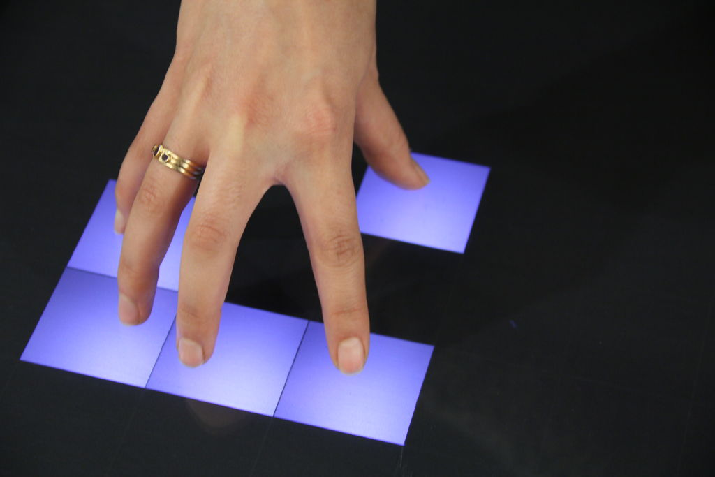 A DIY Multitouch Music Controller, monome-Style, Built From