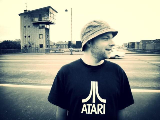 Da Book: composer, sound designer, app developer, and filmmaker, all. Not in fact from Düsseldorf. Photo courtesy the artist.
