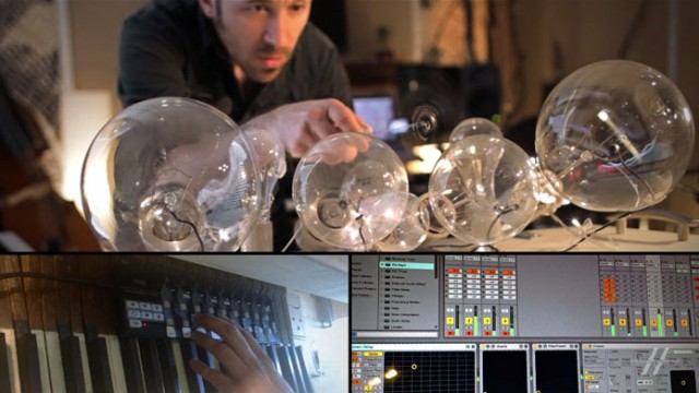 Learn from the Master: Diego Stocco Makes Music with Sound Design, Then Shows You How