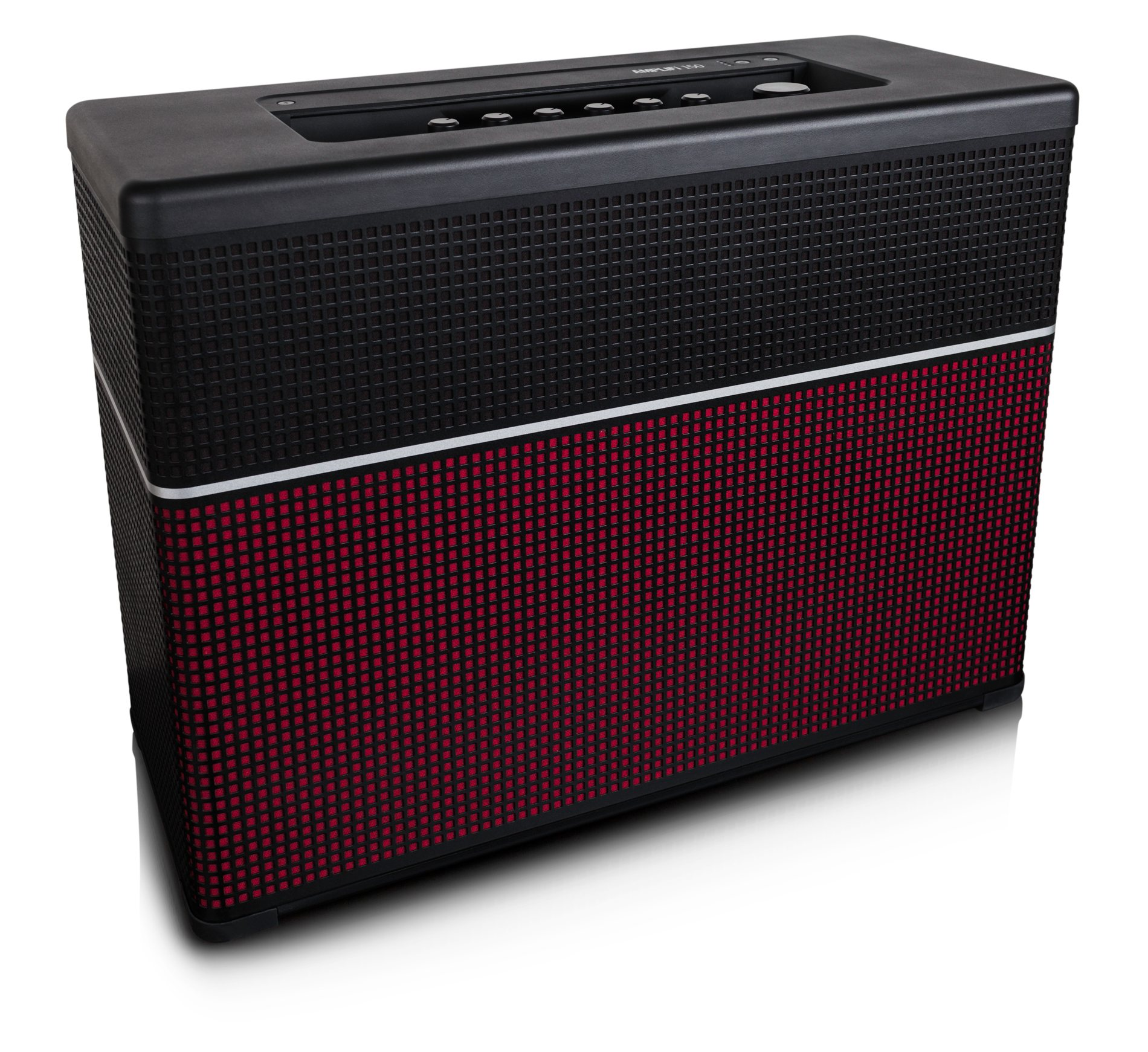 a guitar amp that doubles as home speaker system amplifi with bluetooth and ios integration. Black Bedroom Furniture Sets. Home Design Ideas