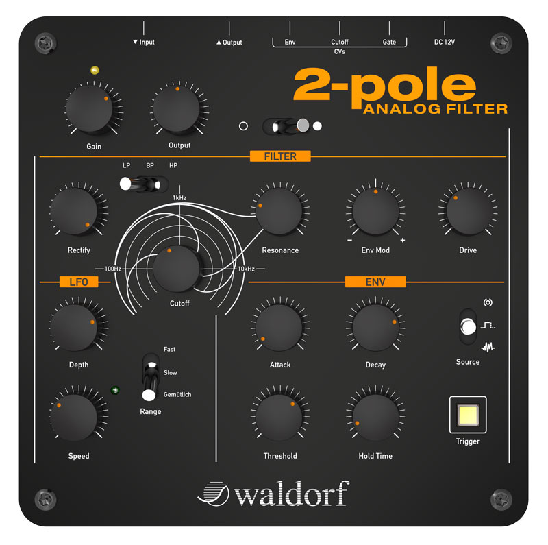 an analog filter that u0026 39 s playable for producers  guitarists