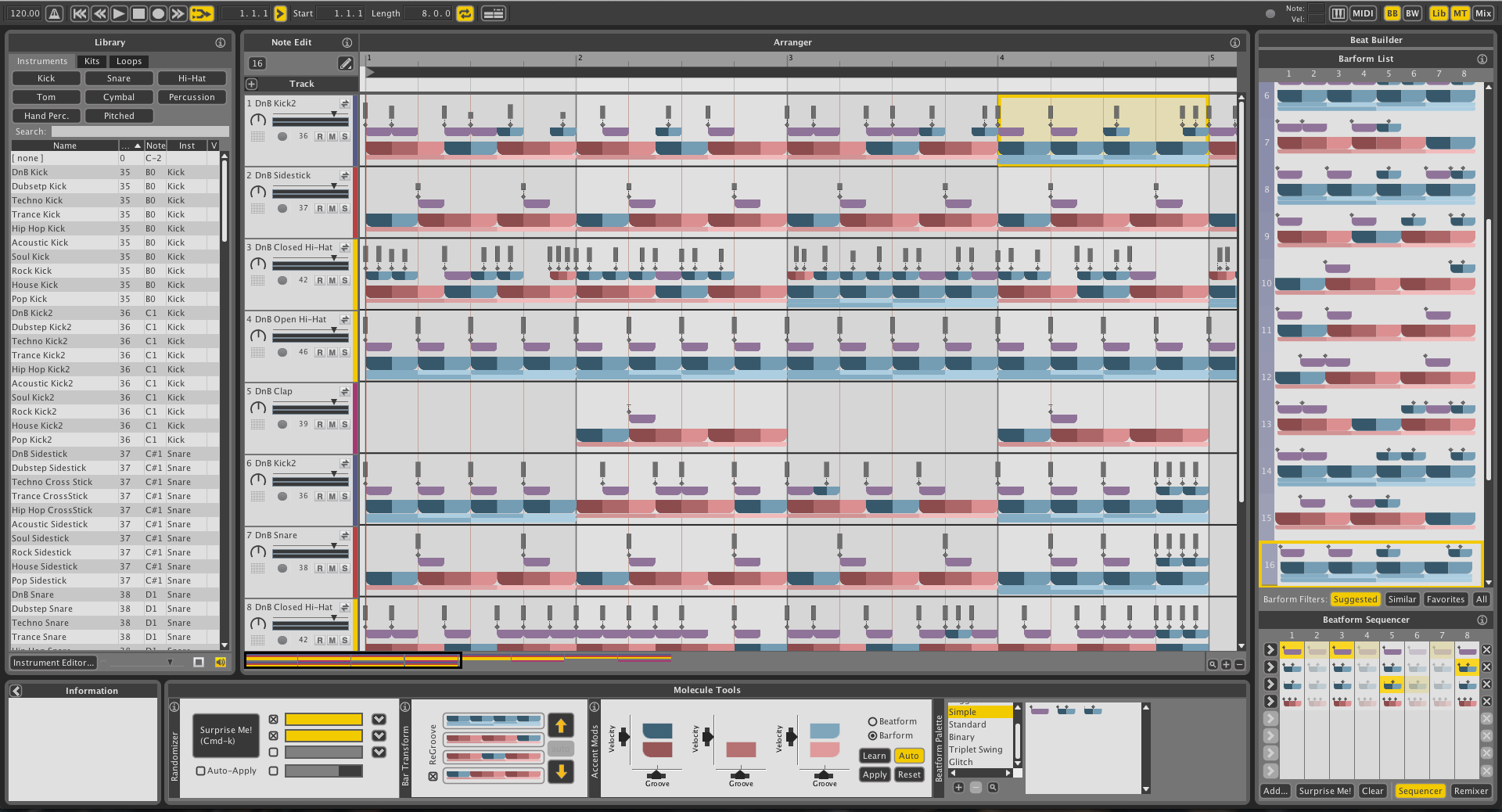 Rhythm, Recoded in Plug-ins, Ableton Live: A Conversation with