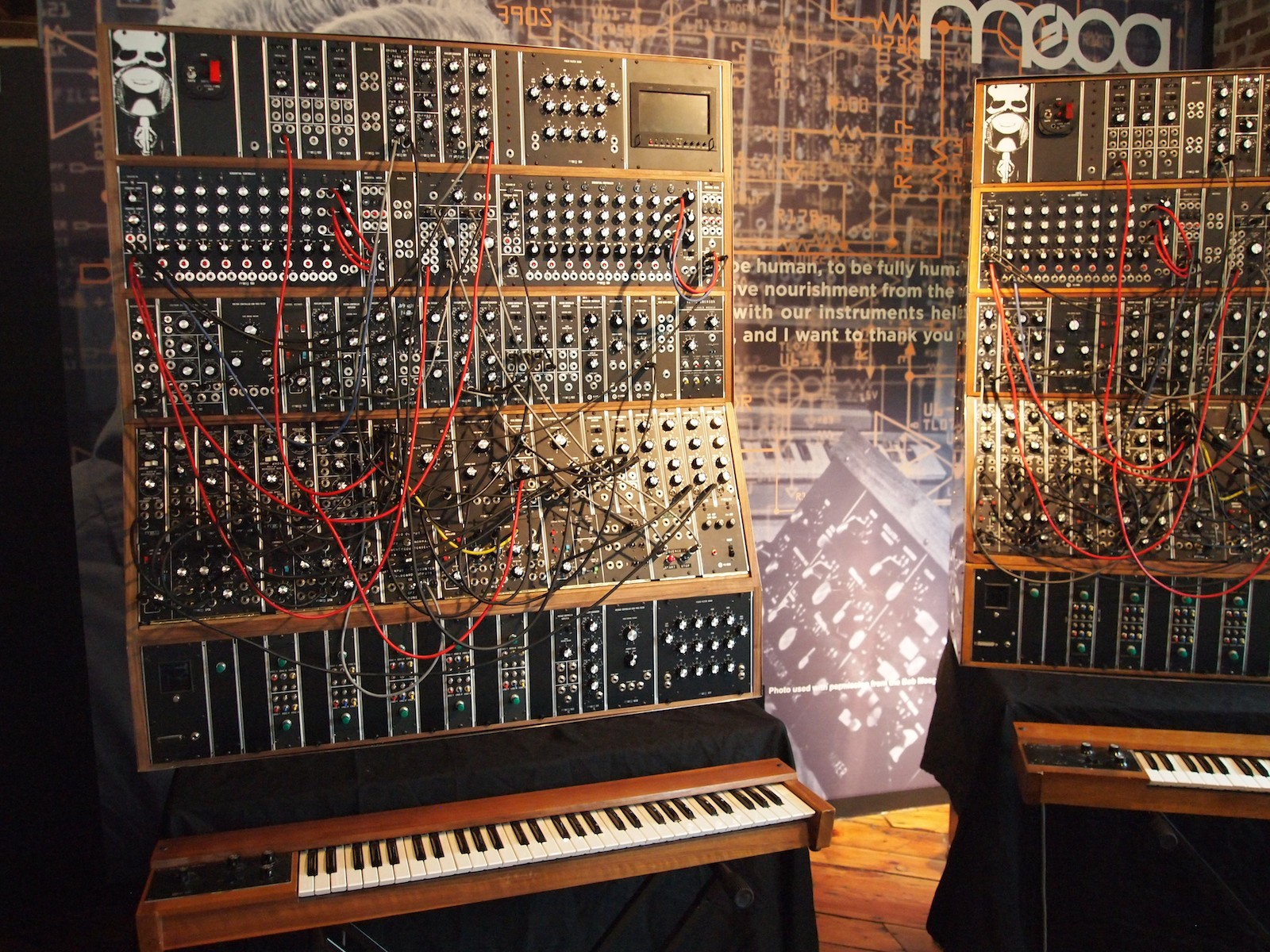 Moog Really Is Recreating Keith Emerson S Modular In