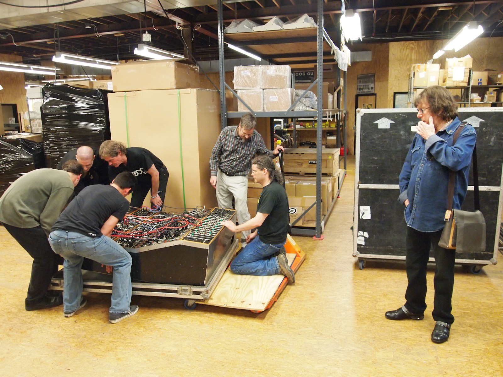 Moog Really Is Recreating Keith Emersons Modular In Biggest Analog Emerson Schematics Olympus Digital Camera