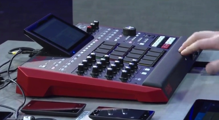 putting the pc in mpc the next akai drum machine numark dj products on windows embedded cdm. Black Bedroom Furniture Sets. Home Design Ideas