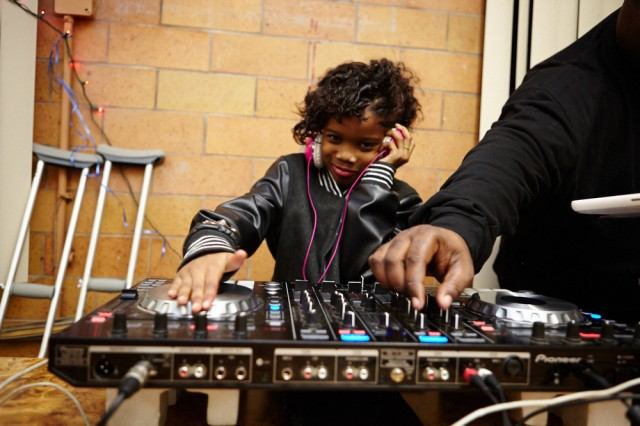 But in a sometimes-superficial world of dance music, the QKidz remind us how important music and dance can be. And they totally steal the show in this post.
