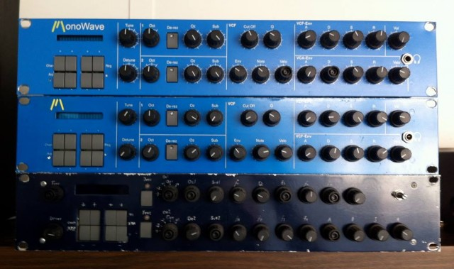 This is the MonoWave. Only 25 were ever built - pity, as it sounds the business. But it might well be a spiritual father to this new kit - and we can hope there's more of it this time round.