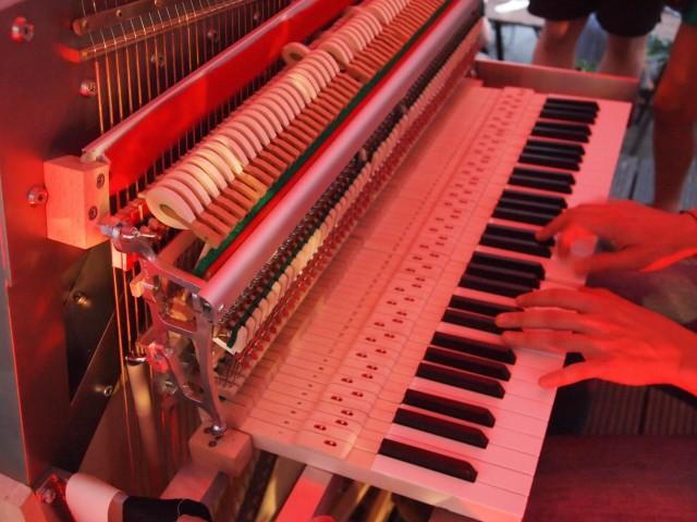 It's all acoustic technology. But, at last, it's 21st century acoustic technology. Photo: CDM.