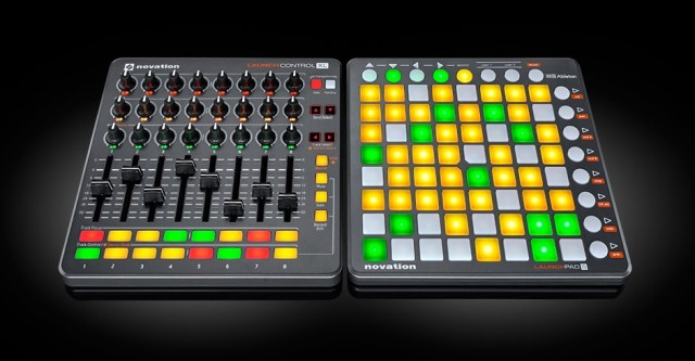 One obvious pairing is the LaunchControl XL with a Launchpad, though it's just one option.