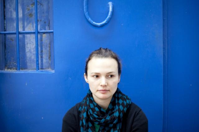 Christina Vantzou. Photo: Renaud Monfourny.