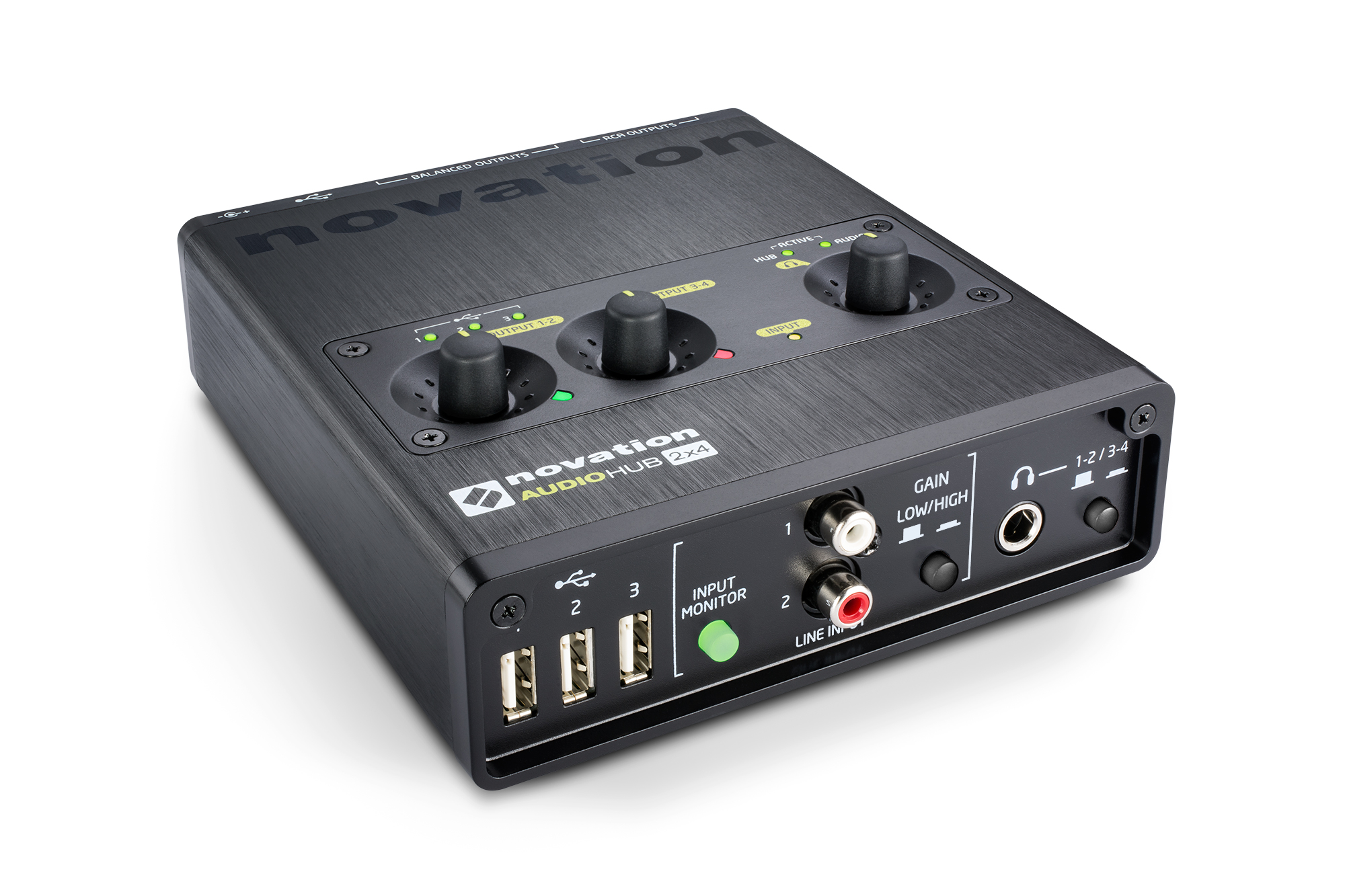finally connect a usb hub and audio in one gadget on laptop or ipad cdm create digital music. Black Bedroom Furniture Sets. Home Design Ideas