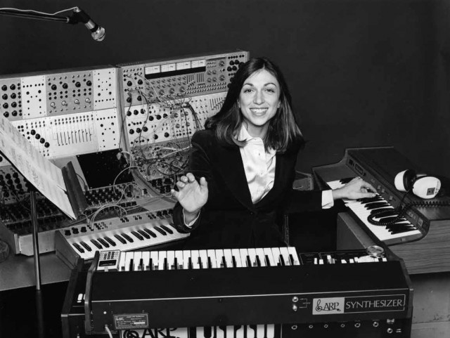 Suzanne Ciani is a beacon of inspiration - not simply a pioneer to visit in the archives, but working on fresh, new collaborations, a light for 2014, too.