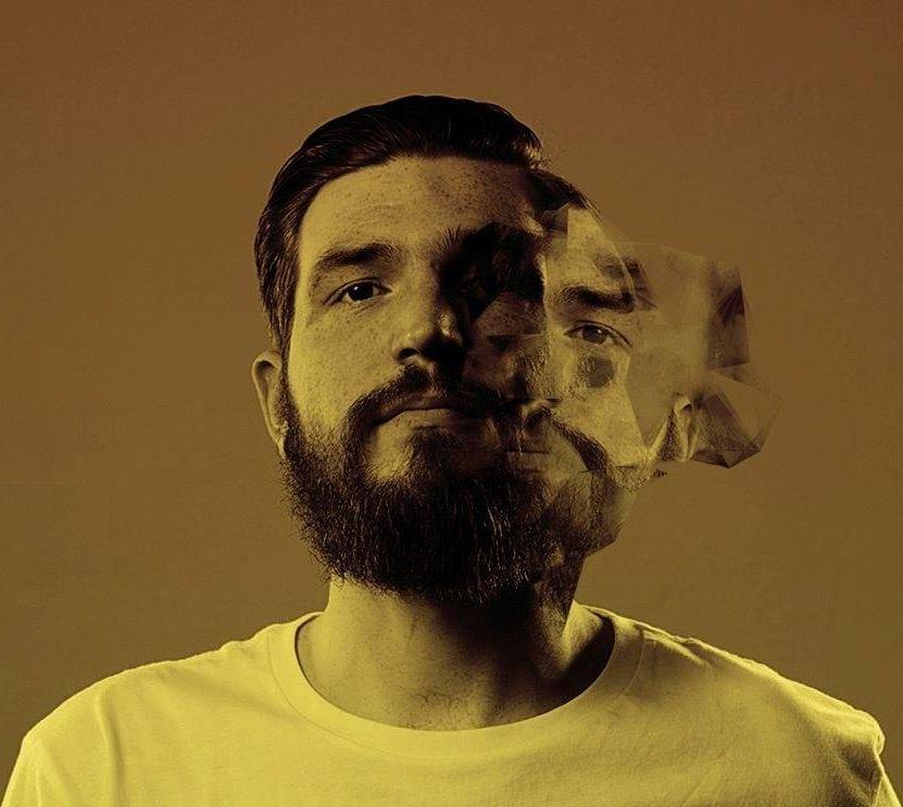 Dystopian Bearded Techno: Watch, Listen to Rødhåd Play and