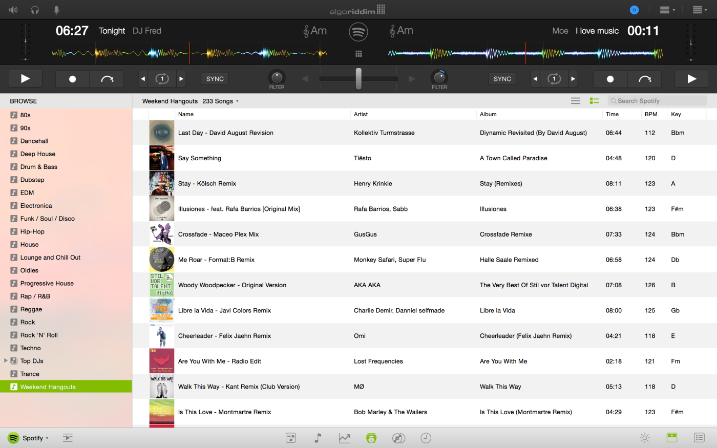 djay Pro for Mac: A Serious DJ App with Spotify Integration