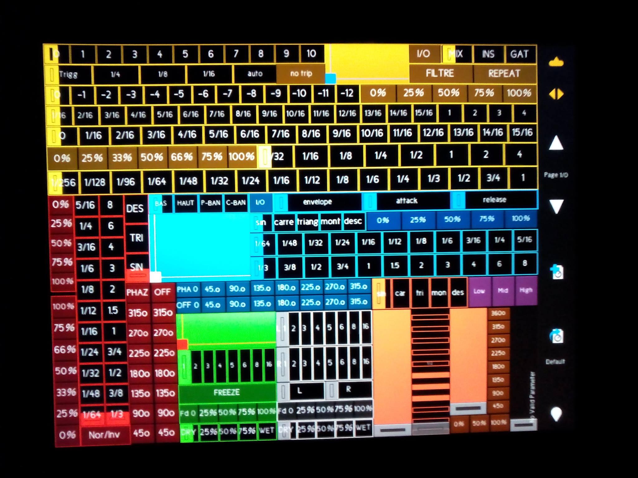 touchosc templates ableton - touchable 3 controls ableton via wire mimics live devices