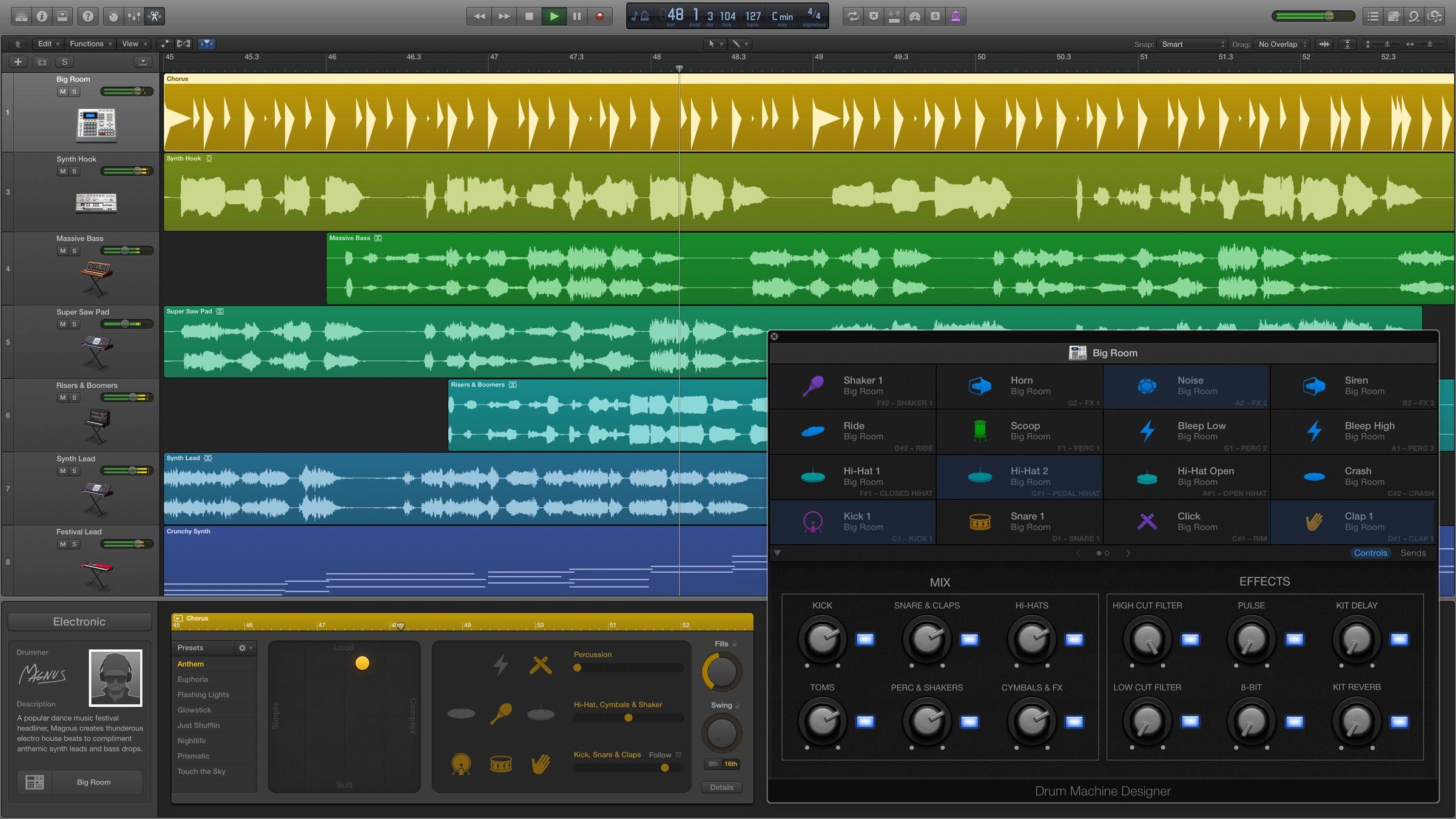 drum sequencer freeware download