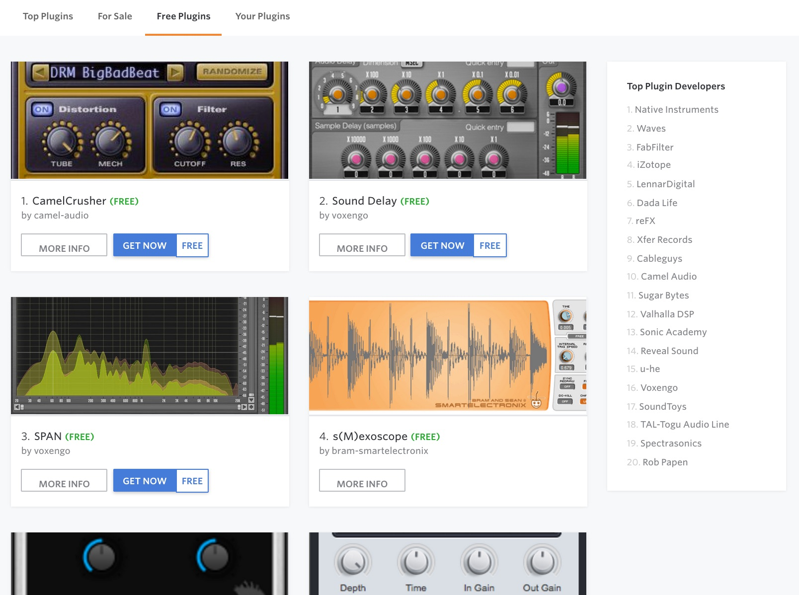 Splice Just Launched a Huge Database of Free Music Plug-ins, And It's Completely Awesome