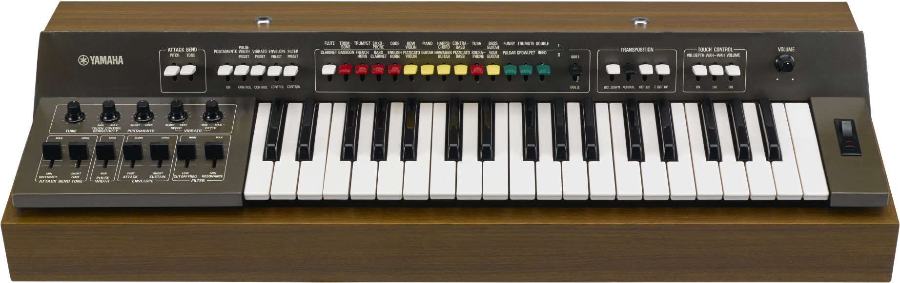 antiques roadshow yamaha to celebrate its synth legacy with vintage gear cdm create digital music. Black Bedroom Furniture Sets. Home Design Ideas