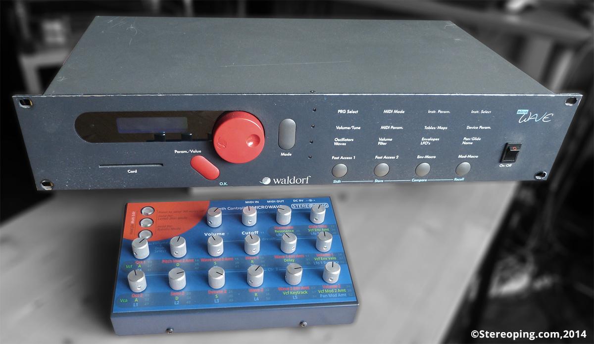 Yamaha Dx Controller