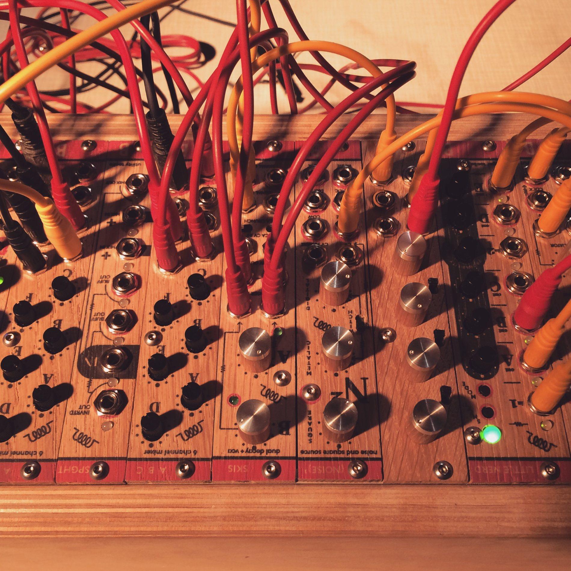 Here's Some Cool Stuff Bastl Instruments Modular Showed Us