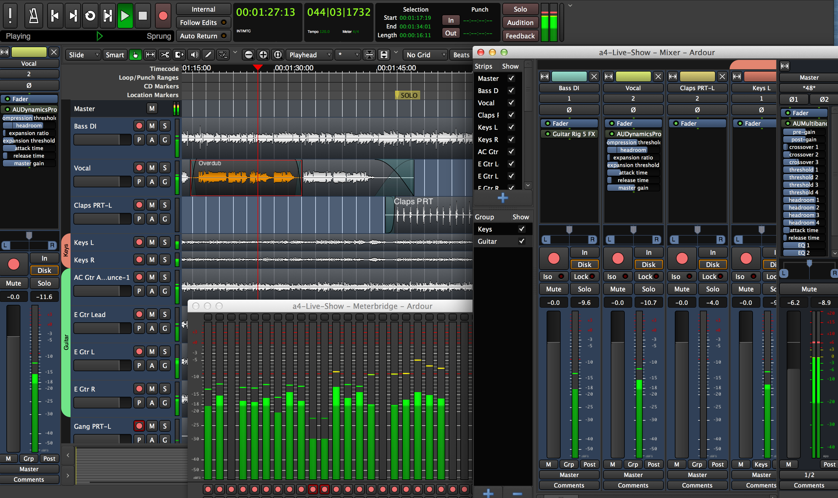 Here's Why the New Version of the Free Ardour 4 DAW is Great