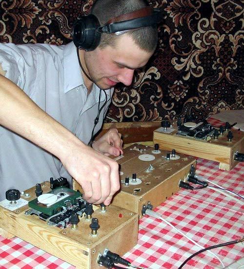 (CC-BY-SA) jf1234. That's Russia's DJ Artyom