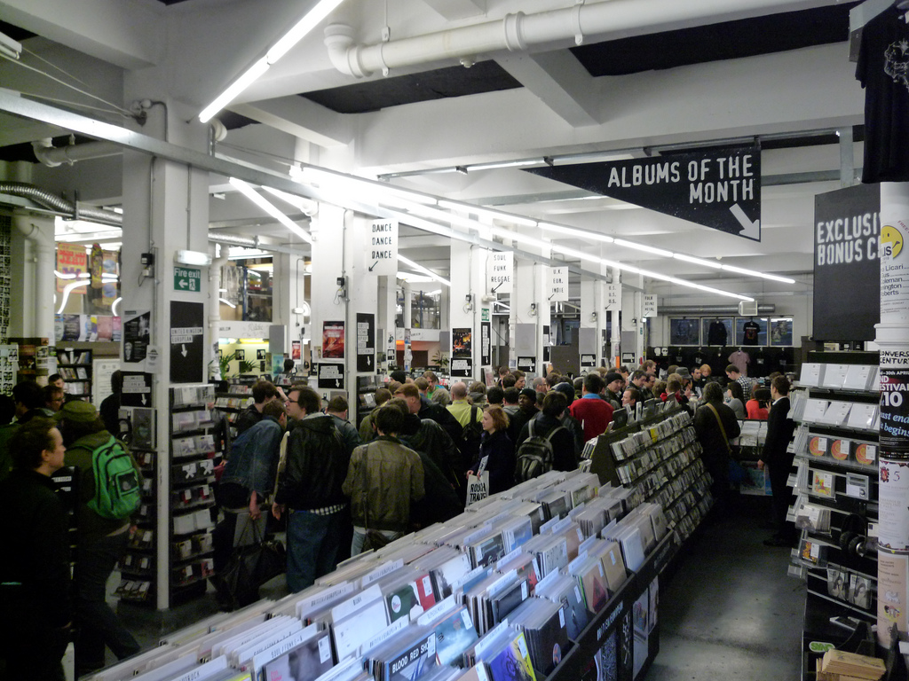 If Record Store Day Is Dead Maybe We Can Celebrate Music
