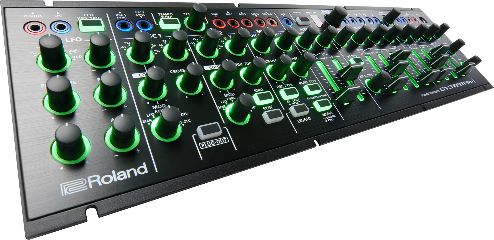 Roland Aira Modular Tabletop Eurorack Digital Analog