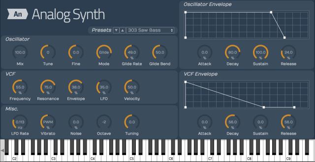 Analog_Synth_Screenshot