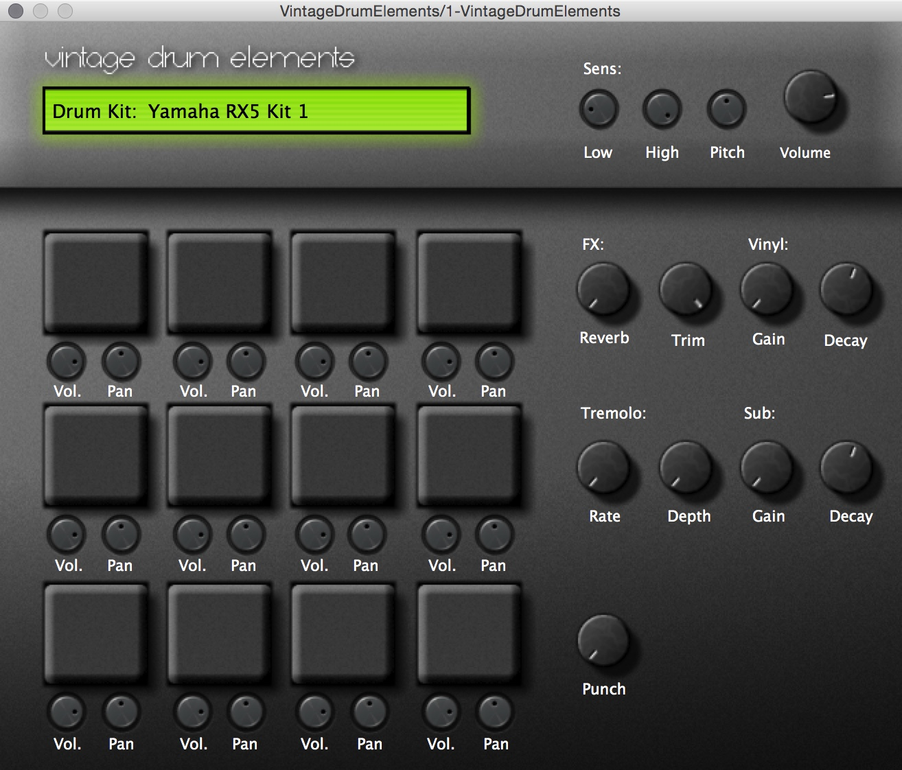 Add Classic 80s Yamaha Drum Machine Sounds to Your Set, Free