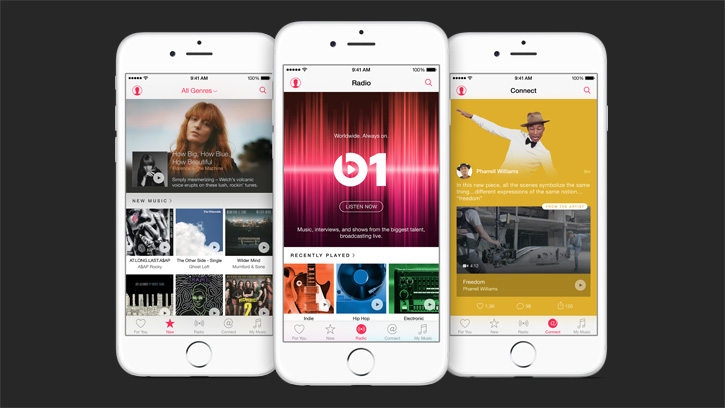 Apple Music Deja Vu: The Same Stuff, But a Single Package - CDM