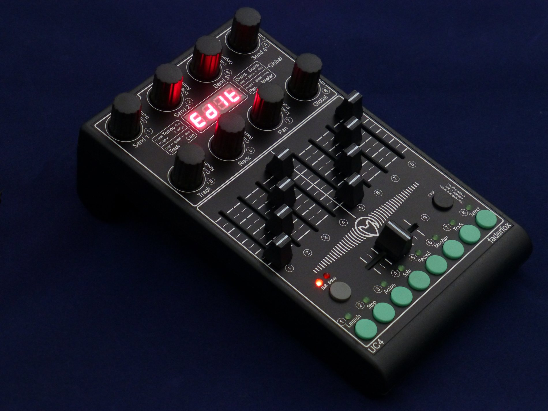 Midi Controller Encoders : the best little midi fader and knob box just got better cdm create digital music ~ Vivirlamusica.com Haus und Dekorationen