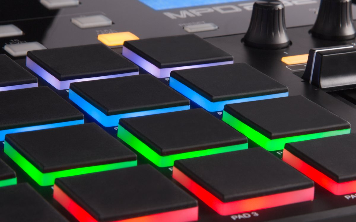 Akai Launches New MPD Pad Series, with More Controls - CDM